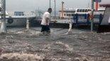 Üsküdar'da yine su baskını !