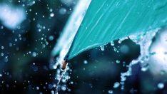 Marmara'ya yarım günlük yagmur geliyor.
