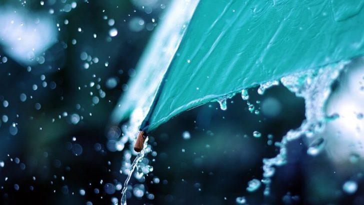 İç bölgelerde kuvvetli yağış ve yer yer dolu bekleniyor !