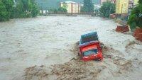 UYARI: Antalya çevresinde aşırı yağmur var !