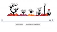 23 Eylül Ekinoksu ve Google'dan Sonbahar jesti…