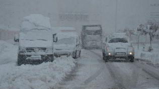 UYARI: Aşırı Soğuk ve Kar Geliyor!
