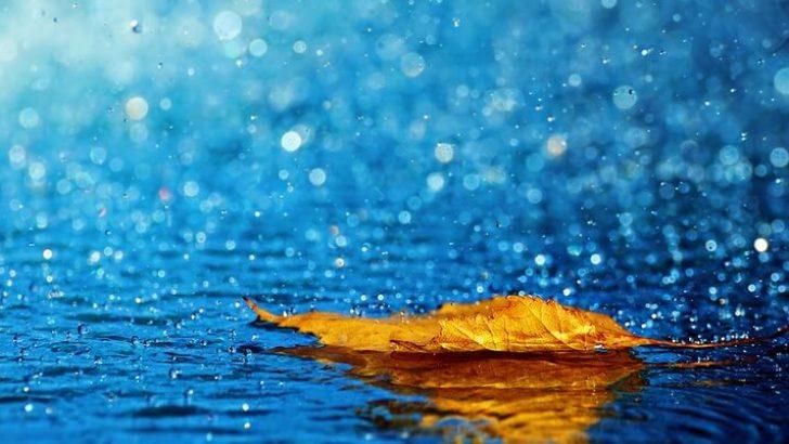 Uyarı: Kuvvetli Yağışlara Karşı Dikkat !