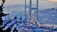 İstanbul'da saat 22:00'den itibaren kar başlıyor…