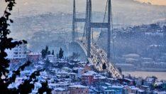 İstanbul'da önce lodos, sonra poyraz ve kar…