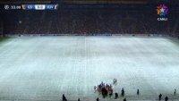 Meteorolojik tarihte bugün: Galatasaray-Juventus
