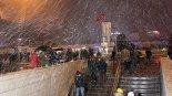 SON DAKİKA: İstanbul'da kar başladı !