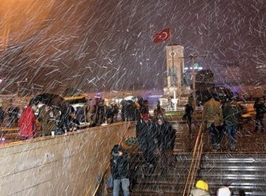 İstanbul'da yoğun kar ne zaman başlayacak ?