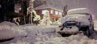 UYARI: Orta Karadeniz'de Kuvvetli Kar!