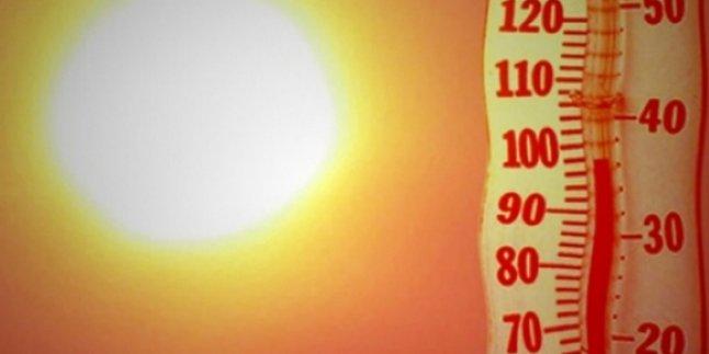 Bu Yılın İlk Ciddi Sıcakları Geliyor !