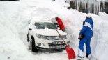 Uludağ'da kar kalınlığı 2,5 metreyi aştı !
