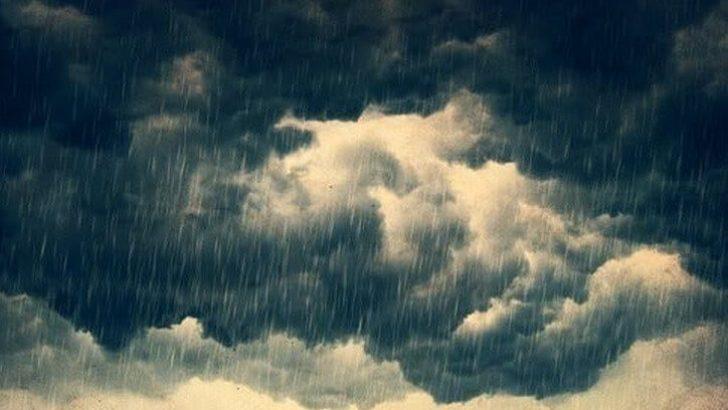 Perşembe günü yağmur geliyor.