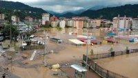 UYARI: Karadeniz'de Sel, Heyelan Tehlikesi !