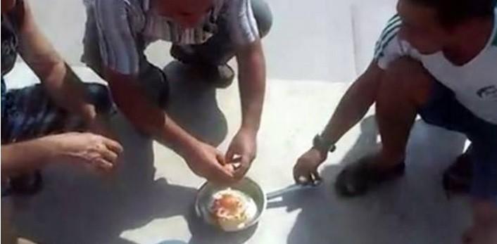 asfaltta-yumurta-pisirme