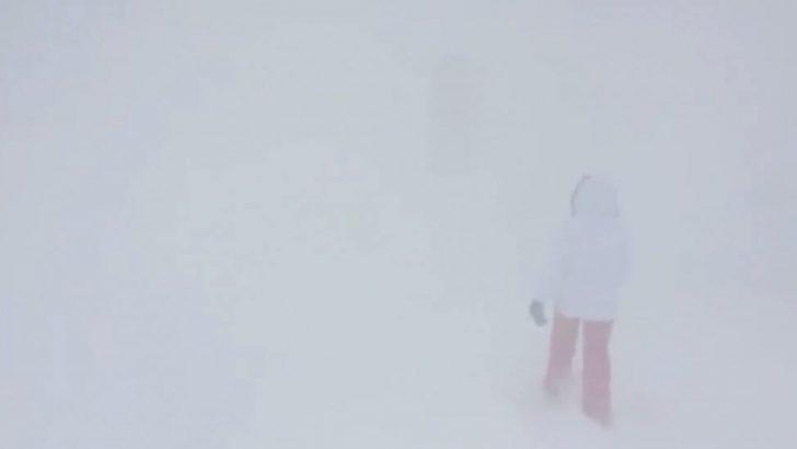 Buffalo'da Göl Etkisi Yoğun Kar…
