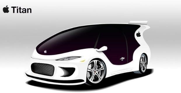 Apple'ın otomobili böyle mi olacak