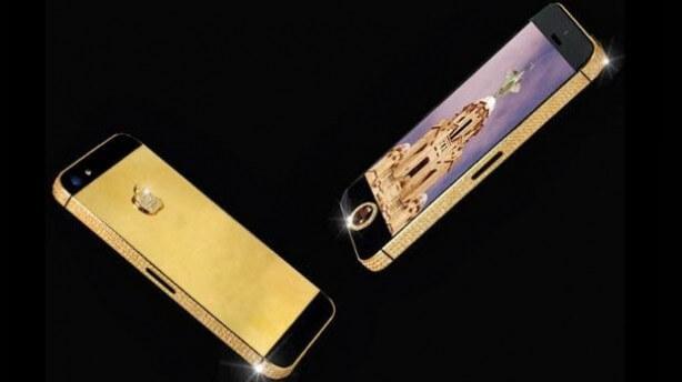 Dünyanın en pahalı telefonları