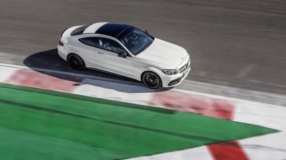 Mercedes-Benz C63 AMG Coupe 2017 tasarımı harika
