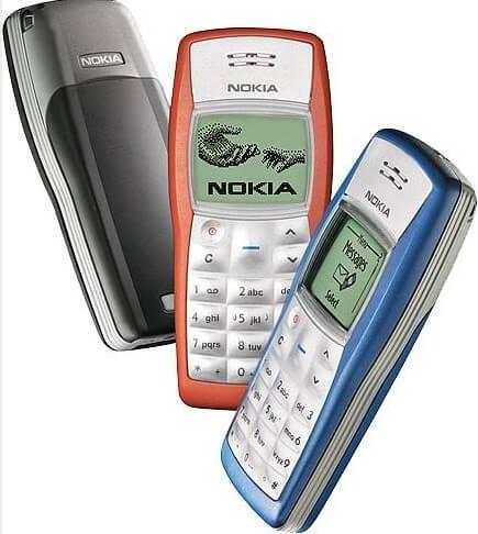 Nokia'nın eski tüm modelleri (Nostalji)