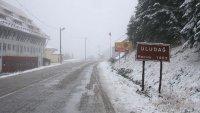 Uludağ Bu Hafta Karla Tanışabilir !