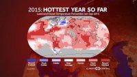 2015 Eylül, En Sıcak Eylül Oldu…