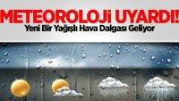 Balkanlar'dan Serin ve Yağışlı Hava Geliyor