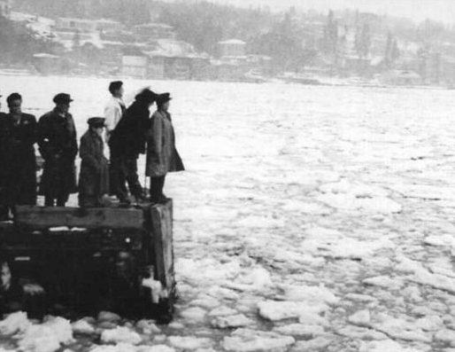 İstanbul'un Unutulmaz Kışları