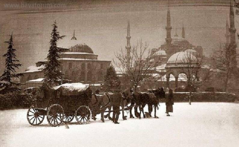 İstanbul'un Büyük Kışları