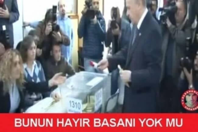 Seçim capsleri erken gelmeye başladı