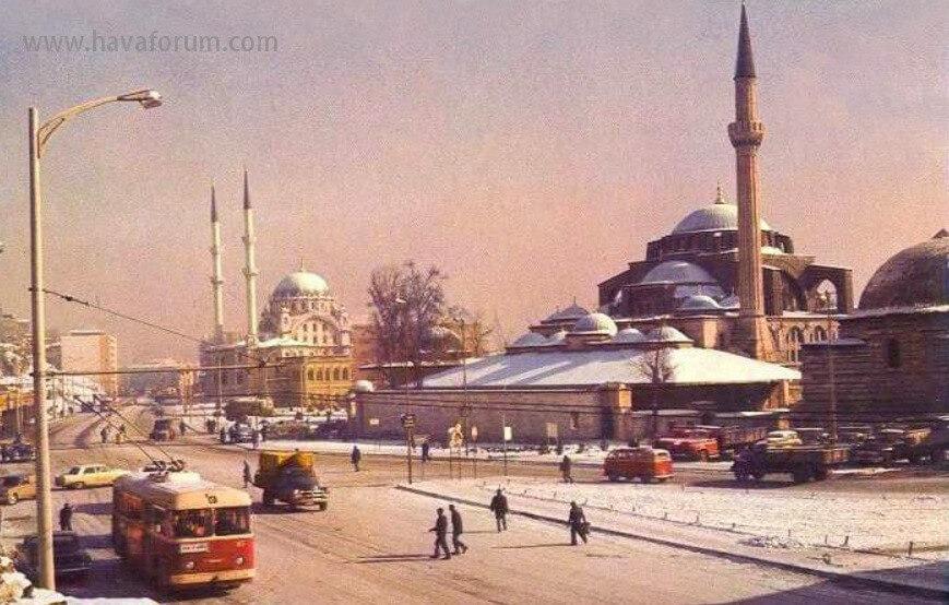 İstanbul'un Unutulmayan Kışları