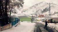 02 Aralık 2015 Kar Manzaraları