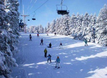 Kayak Merkezleri Kara Kavuşuyor…