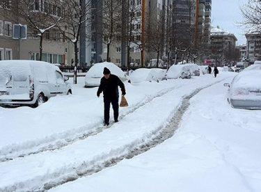Meteoroloji kar ne zaman gelecek ?