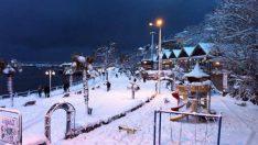 Yeni Yıla Karla Giriyoruz…