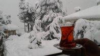 UYARI: Doğu Karadeniz'de Yoğun Kar!