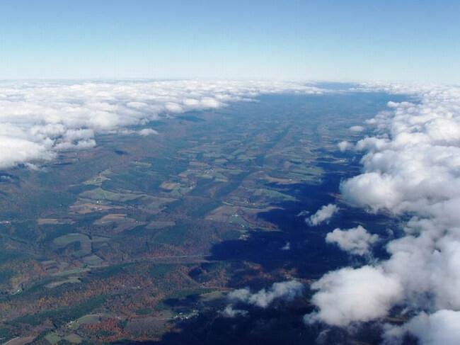 Gökyüzünde gizemli bulutlar
