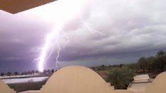 Suudi Arabistan'da Fırtına !