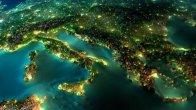 Dünya Gece Uzaydan Böyle Gözüküyor…