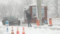 Kırklareli'nde Kar Yağışı Etkili Oldu!