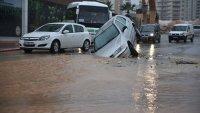 Mersin'de Sel Faciası: 2 Ölü!