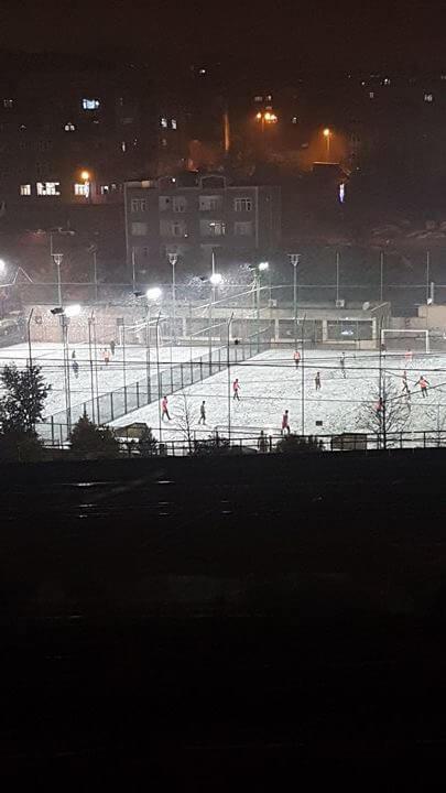 İstanbul'da Kar Yağışı - Bayrampaşa