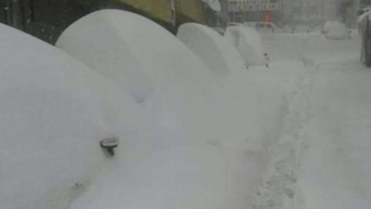 UYARI: İstanbul'da Yoğun Kar!