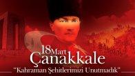 100 Değil 1000 Yıl Geçse Çanakkale Geçilmez!