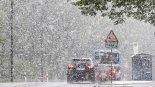 Avrupa'da Soğuk ve Kar Etkili Oluyor !