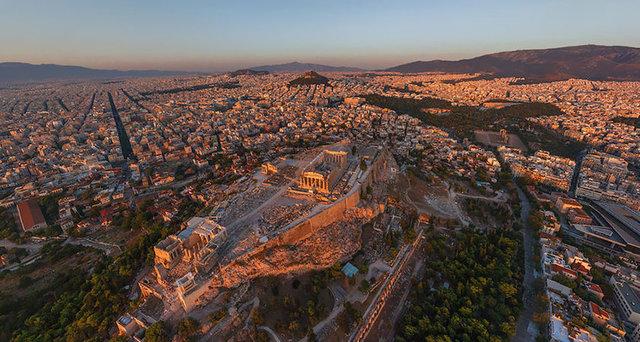 Kuşbakışı Dünyanın En Güzel Şehirleri
