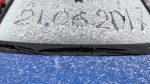 Rusya'da Haziran Ayında Kar Yağışı…