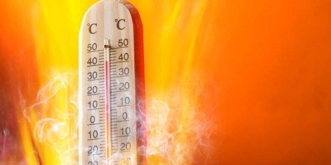Antalya'da Sıcaklık Rekoru Kırıldı!