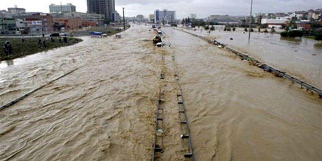 2009 Marmara ve İstanbul Sel Felaketi