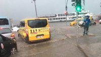 Ä°stanbul'da Tarihi Yağış! 18.07.2017 Sel
