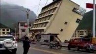 Çin'de Sel Evi Böyle Yıktı…